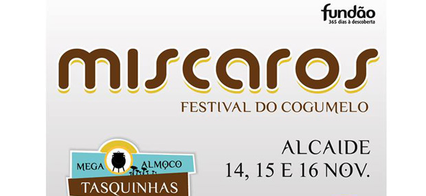 Fundão: Míscaros – Festival do Cogumelo